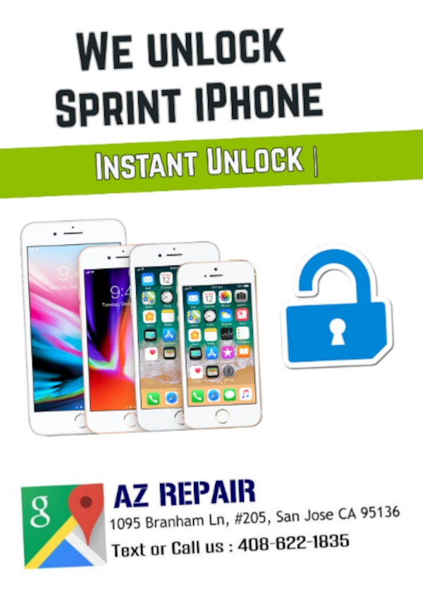 Used we unlock sprint iphone x xs xs max 8 8 plus 7 plus for