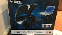 Vibe Sound USB  turntable box