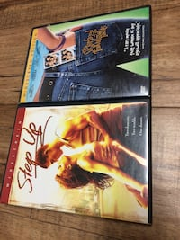 DVDs ($4 for both) Edmonton, T6E 0R2