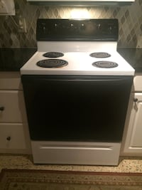 White whirlpool stove Clearwater, 33756