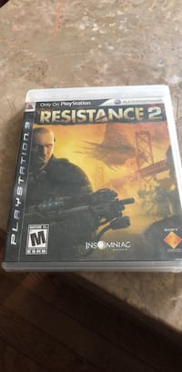 Sony ps3 resistance  Middletown, 10940