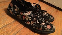 Vans floral low top *limited edition