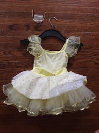 Toddler Pageant Dress with Tiara Mattoon