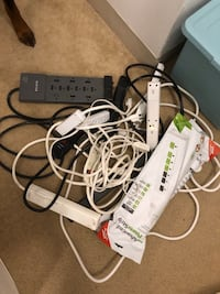 Power cords and extension cords