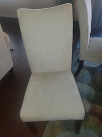 Set of 6 dining room chairs.  Kannapolis, 28036