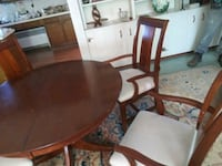 Kincaid table one leaf for chairs Capitol Heights, 20743