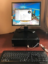 Desktop computer for sale with i5 processor and 4 gb ram