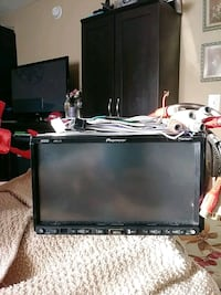 black and gray flat screen TV Los Angeles, 91601