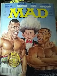 MAD magazine, September 1990 Ocklawaha, 32179