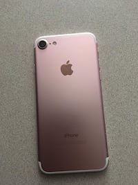 Rose gold iphone 7  Phoenix, 85033