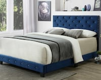 New Queen bed with matreses for $300 Garland, 75043