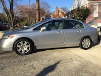 06-11 CIVIC FACTORY RIMS W/NEW TIRES AND HUBCAPS ONLY!!! Falls Church, 22042