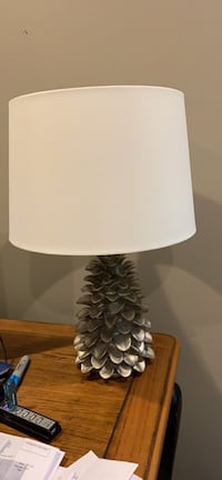 Pinecone Lamp Centreville, 20121