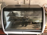 Used display fridge working good. Annandale, 22003