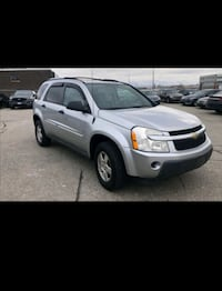 2006 Chevrolet Equinox certified with CarFax Innerkip