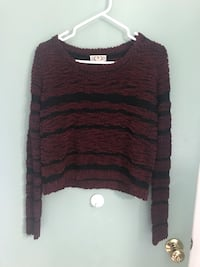 women's brown and black sweater 列治文山, L4C 6H9