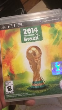 2014 FIFA World Cup game ps3 Gatineau, J8P 7T1