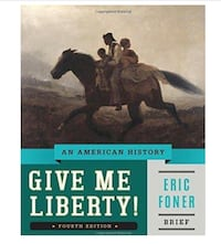 Give Me Liberty 4th Edition Saint George, 84790