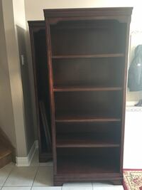 2 Solid Wood shelves in great condition. Vaughan, L4H 2G8
