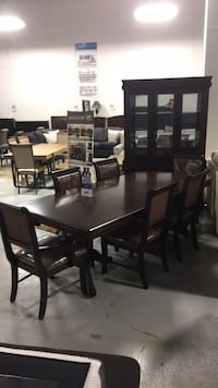 BRAND NEW IN BOXES - Dining Room Table and 4 Chairs  Chantilly, 20151