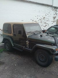 1997 Jeep TJ 4.0L 5speed  Mississauga, L5K 2E2