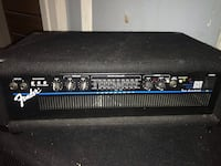 black and gray guitar amplifier  Cambridge, N1R 5S7