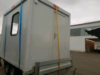 wc container cabin portable toilet Acıbadem Mh.