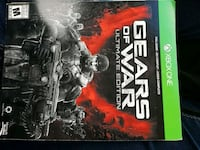 BRAND NEW XBOX ONE GEARS OF WAR ULTIMATE EDITION  Rothesay, E2E 2A1