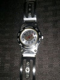 HARLEY DAVIDSON RARE COLLECTABLE WATCH STAINLESS