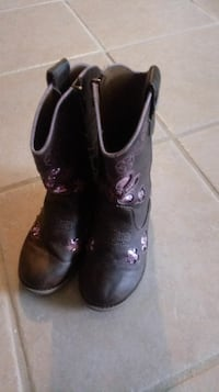 Size 10 toddler boots Indianapolis, 46237