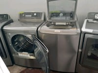 top load washer and electric dryer mix & match working perfectly 4 m w Baltimore, 21223