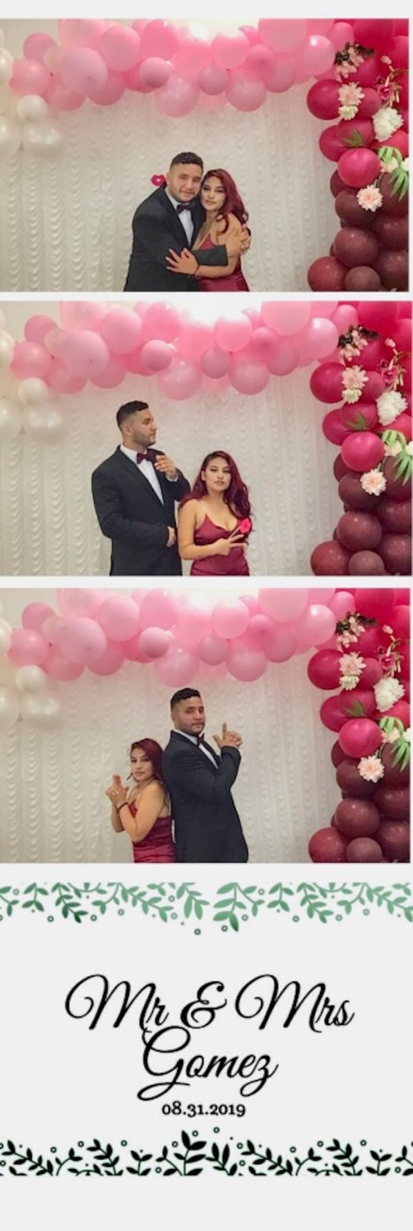 Photo Booth and Balloon Backdrop - 3 Hours c06576bc-2ffd-433c-9ba6-d8a31af8f8da
