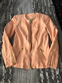 Light pink zip-up jacket El Paso, 79938