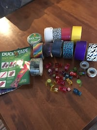 Decorative/craft duck tape and Washi tape  Calgary, T3L 3B8