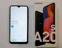 Samsung A20s (Brand New + All Carrier Supported)