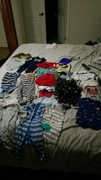 Babyboy clothes 6 months  Oklahoma City, 74857