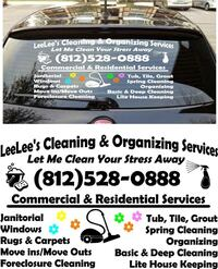 LeeLee's Cleaning and Organizing Service's North Vernon