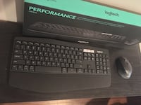 MK850 Logitech Keyboard & Mouse Kitchener, N2E 2T5