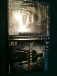 PS4 Game Cases (NO GAMES) Riverside, 92503