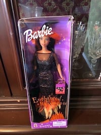 2000 Barbie Enchanted Halloween. Special Edition. 543 km
