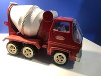 Large Red Tonka Cement Truck Airdrie, T4B 2X5