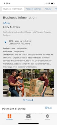 Mover Germantown