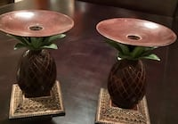 Pineapple Candle Holder / Candlesticks McLean, 22101