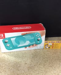 NEW SWITCH LITE IN BOX