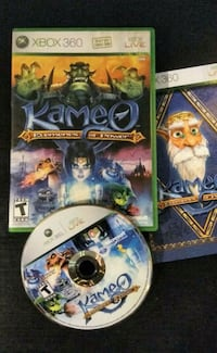 Microsoft XBOX 360 Kameo Elements of Power by Rareware New Westminster, V3M 3Y3