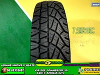 GOMME USATE 7.50R16C ROME