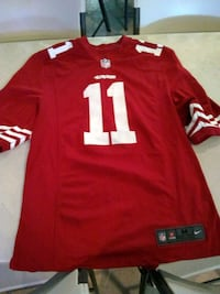 red and white NFL jersey Bend, 97701