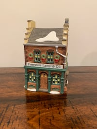 Dept 56 Faversham Lamps & Oil Sykesville, 21784