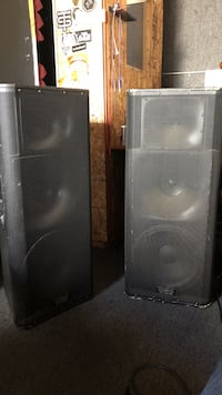 QSC KW series powered PA system Los Angeles, 91605