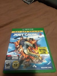 Just Cause 3 day one edition  Lisle, 60532
